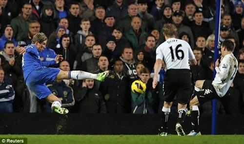 """Chelsea: Chưa thấy """"phép thuật"""" Benitez - 1"""