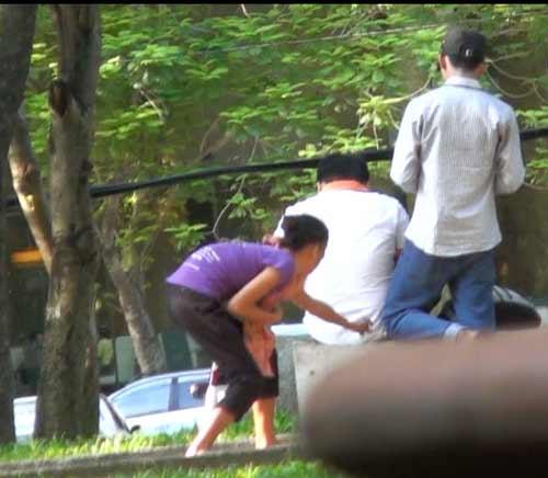 TP HCM: Nhức nhối tội phạm tại công viên - 1