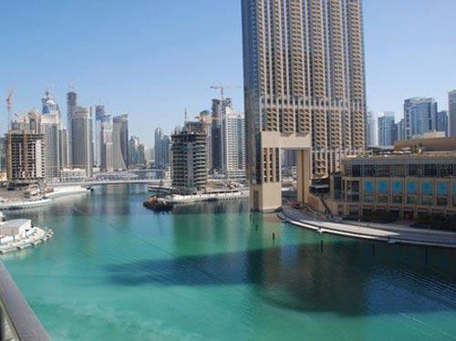 Dubai xây trung tâm thương mại khủng nhất TG - 1