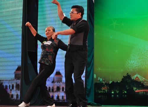 Got Talent: Cụ bà nhảy Gangnam Style - 1