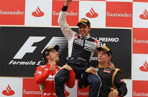 Nhìn lại F1 2012 (P1): Mở đầu biến động - 1