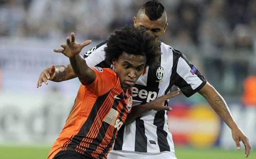 Shakhtar – Juve: Cầu thắng, không cầu hòa - 1
