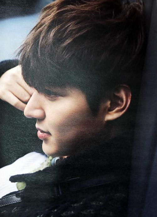 Lee Min Ho: Tôi chưa bao giờ muốn lẩn trốn - 1