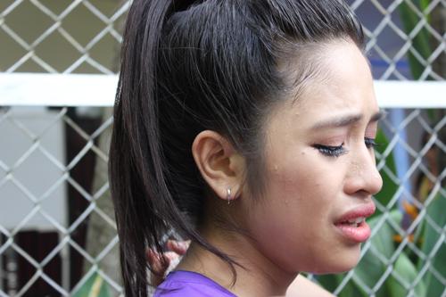 Thử thách chan đầy nước mắt của Miss Teen - 1