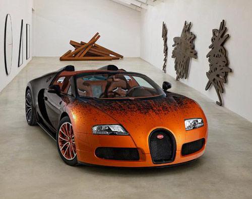 Tráng lệ Bugatti Grand Sport Venet mui trần - 1