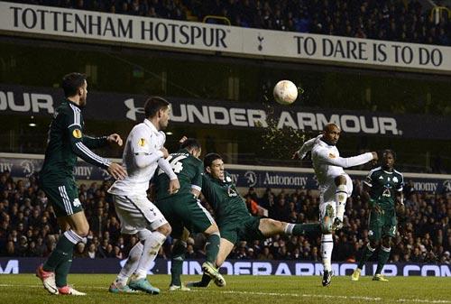 Tottenham - Panathinaikos: Tấm vé cuối - 1