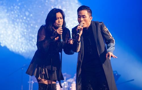 Thanh Lam thăng hoa cùng Tùng Dương - 1