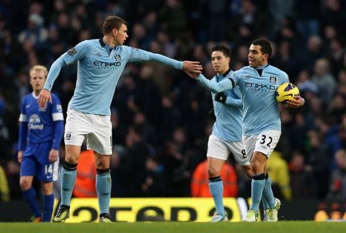 Man City tiếp MU: Điểm tựa hàng thủ - 1