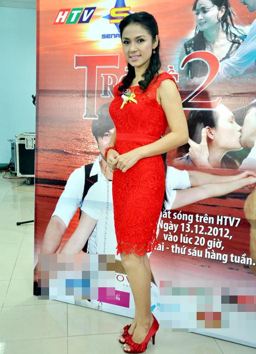 Việt Trinh khiến sao trẻ ghen tị - 1