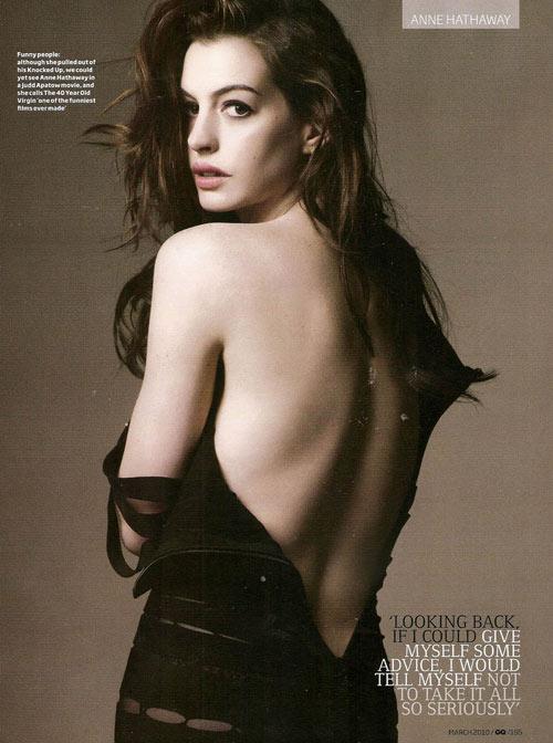 Để da bạch tuyết nuột như Anne Hathaway - 1