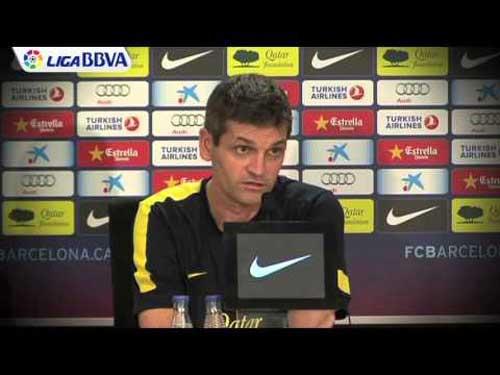 Messi chấn thương: Xin đừng trách Tito! - 1