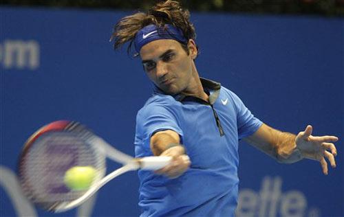 Federer thua trận đầu tiên ở Brazil - 1