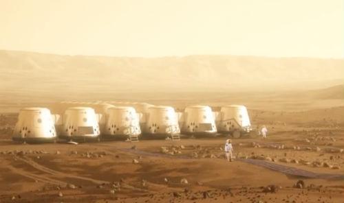 1.000 người nộp đơn xin định cư ở sao Hỏa - 1
