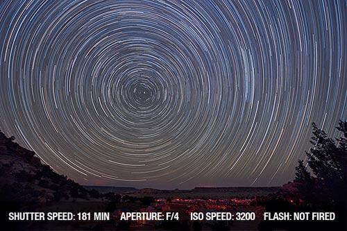 """Một số """"mẹo"""" chụp bầu trời đêm - 1"""