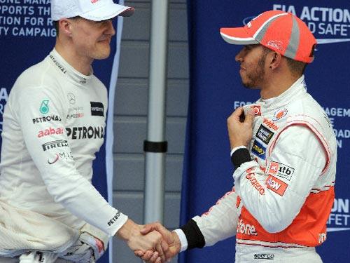 Hamilton không loại trừ khả năng trở lại McLaren - 1