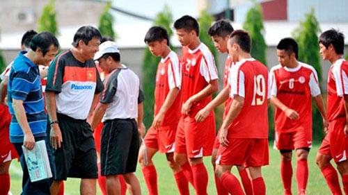 VPF cử đội U22 QG so tài ở V-League 2013 - 1