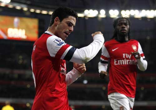 Arsenal - West Brom: Sống nhờ 11m - 1