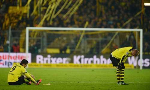 Dortmund-Wolfsburg: Rượt đuổi nghẹt thở - 1