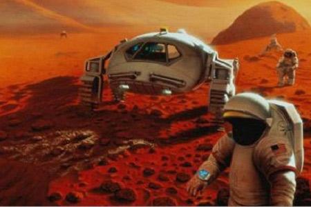 """Thực hư """"mầm mống hủy diệt"""" trên sao Hỏa - 1"""