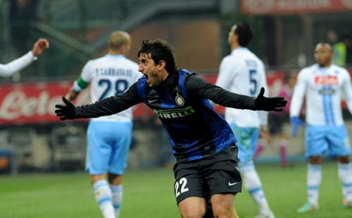 Inter - Napoli: Căng như dây đàn - 1
