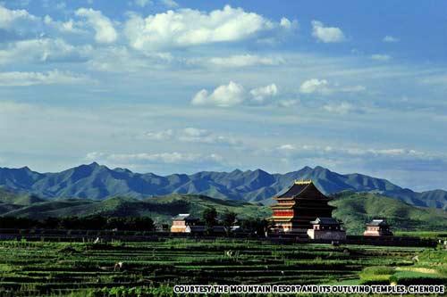 Chiêm ngưỡng cảnh đẹp mê hồn của Trung Quốc (Phần 2) - 1