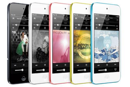 iPhone 5S ra mắt tháng 6, có 6-8 màu - 1