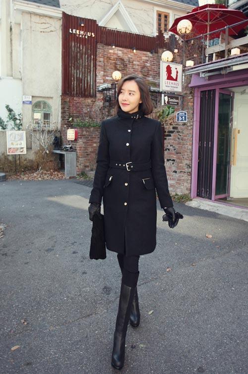 Cách chọn mua áo choàng mùa đông - 1