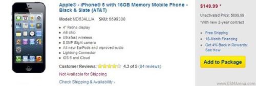 iPhone 5 và 4S đồng loạt giảm 50 USD - 1