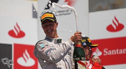Top 10 tay đua xuất sắc nhất F1 2012 (P1) - 1