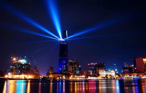 5 kiến trúc mới tuyệt đẹp của Sài Gòn - 1