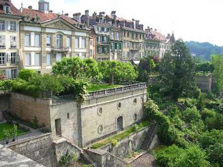 """Berne - Thành phố """"hút hồn"""" nhất Thụy Sĩ - 1"""