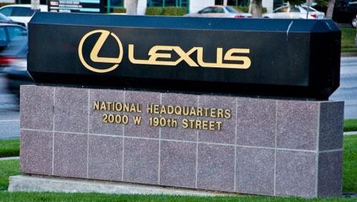 Mỹ vẫn là thị trường trọng điểm của Lexus - 1