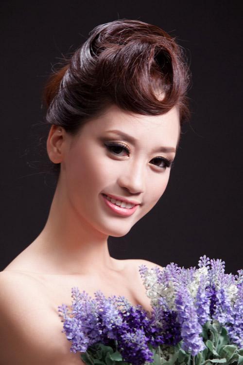 30 ứng viên Hoa hậu Ảnh khoe nhan sắc - 1