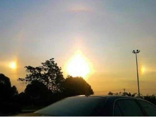 TQ: Ba mặt trời xuất hiện cùng lúc - 1