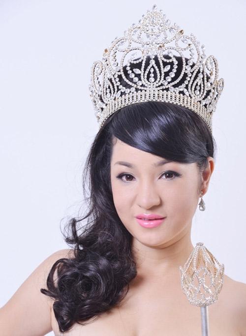 Danh hài Thúy Nga bất ngờ đi thi hoa hậu - 1