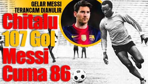 Kỷ lục của Messi chưa phải là nhất - 1