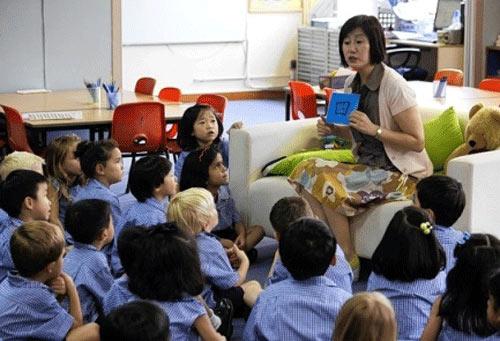 Học sinh châu Á giỏi toán hơn châu Âu - 1