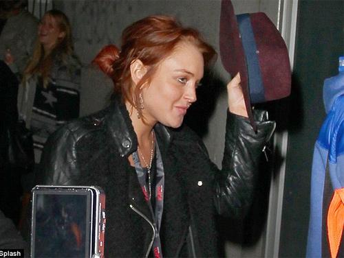 Lindsay Lohan sắp ngồi tù 8 tháng? - 1
