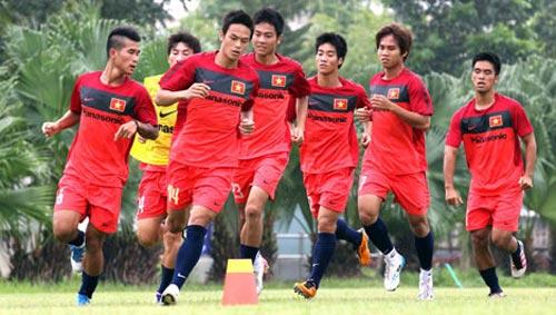 U22 không dự V-League, Đồng Nai nhận quà - 1