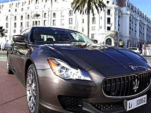 Fiat đầu tư 1,6 tỷ USD cho thương hiệu Maserati - 1