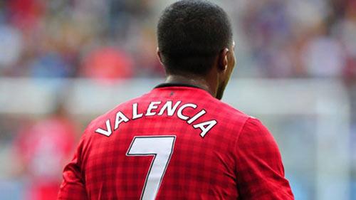 Vì sao Sir Alex luôn tin tưởng Valencia? - 1