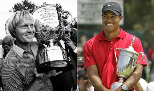 Tiger Woods & kỉ lục 18 major: Khó! - 1