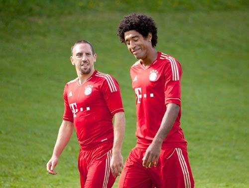 "Bayern - Gladbach: Cả Bundesliga khiếp sợ ""Dracula"" Bayern - 1"