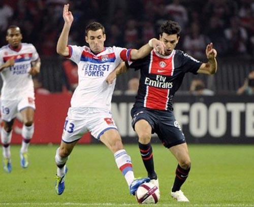 Trước V18 Ligue 1: Đánh chiếm ngôi đầu - 1