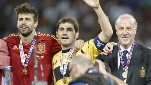 "Mourinho ""thua"" Del Bosque thê thảm - 1"