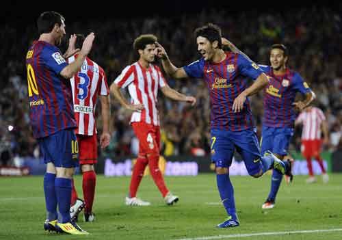 Barca có Messi: Ngán gì Atletico&Falcao - 1