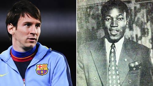 FIFA không công nhận kỷ lục của Messi - 1