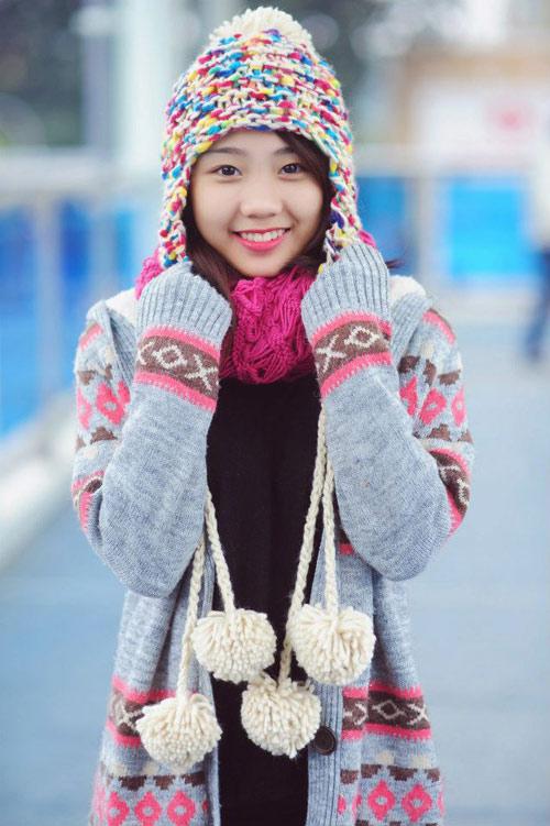 Miss Teen Thu Trang ấm áp đón giáng sinh - 1