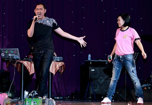 Phương Thanh khoe giọng con gái yêu - 1