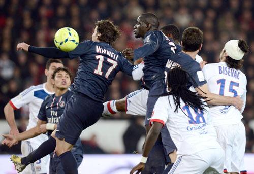 PSG - Lyon: Đòn quyết định - 1